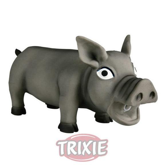 Juguete látex cerdo trixie 35491 comprar en Madrid