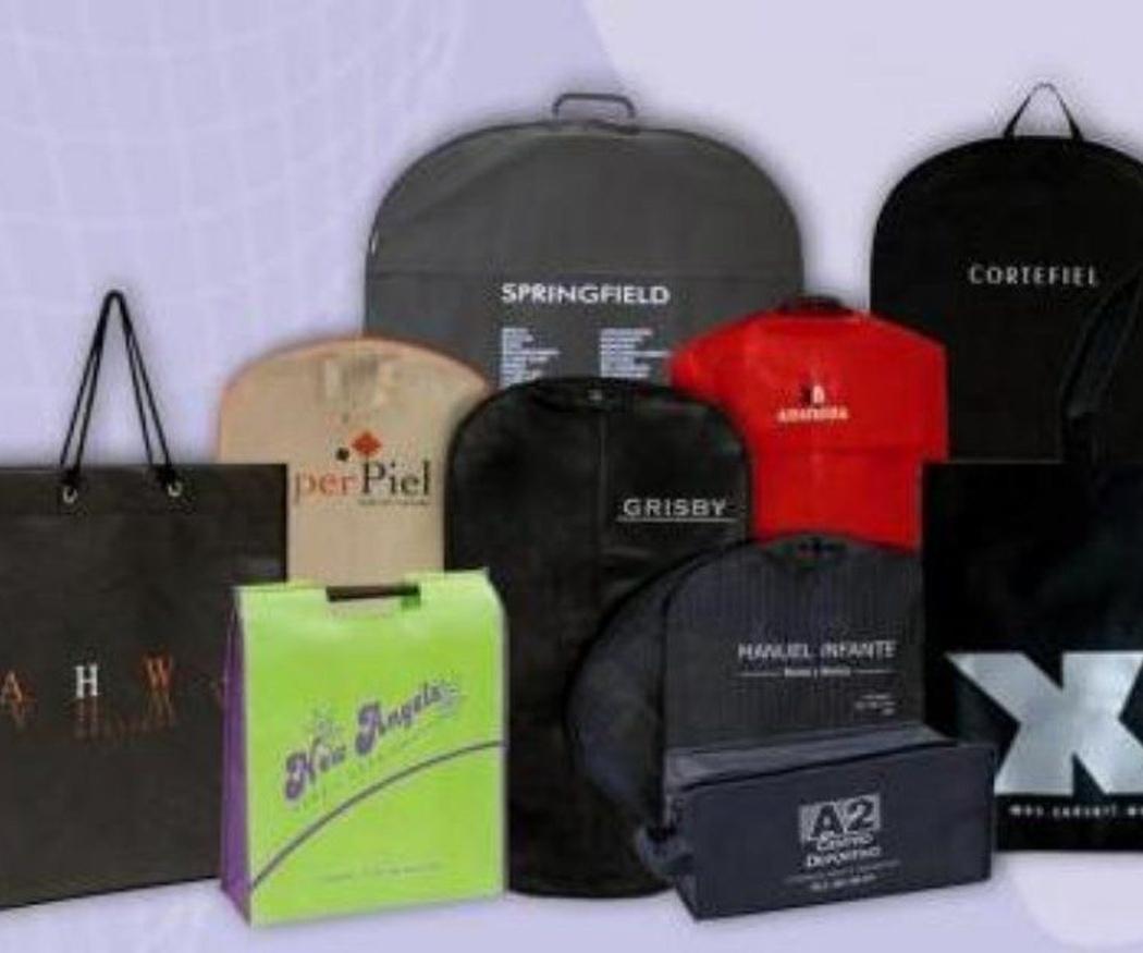 Bolsas de tejido sin tejer para tu marca