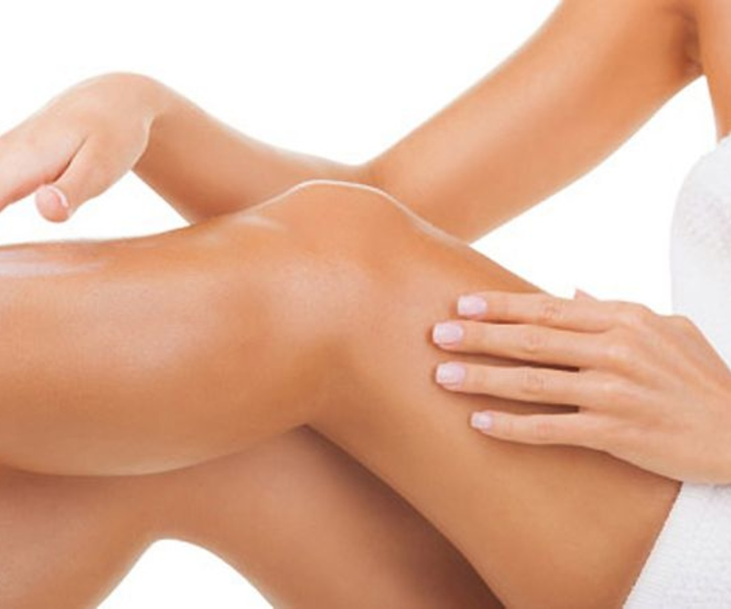 Cuidar la piel tras la fotodepilación