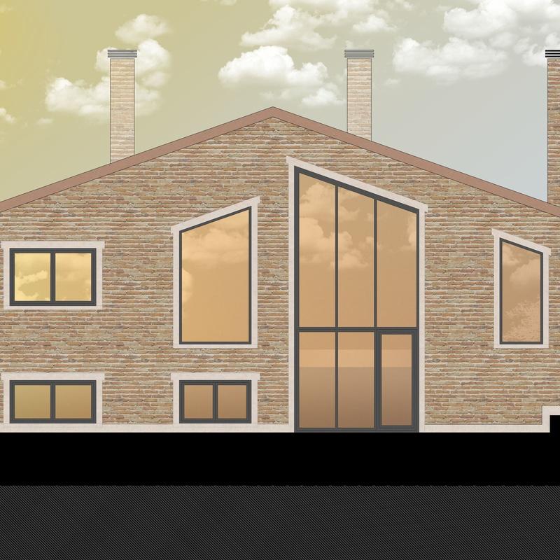 Obra nueva : Servicios de Estudio Arquitec