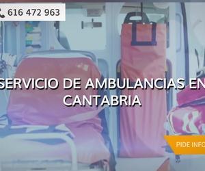Servicio de ambulancias en Santander | Ambulancias Mompia