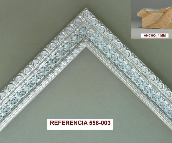 REF 558-003: Muestrario de Moldusevilla