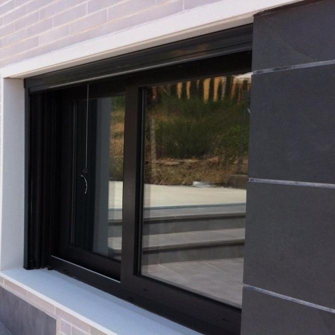 Cómo elegir el color de las ventanas de PVC