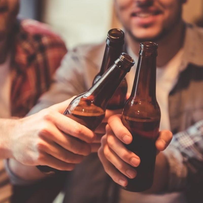 Bebidas: Carta de Brasería Vikingos