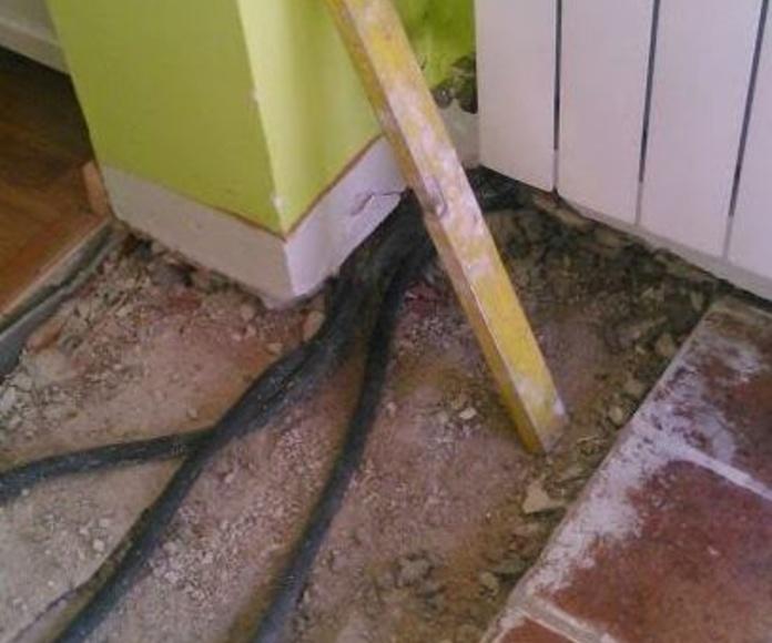 Reparación de suelo: Servicios de DekoraStylo