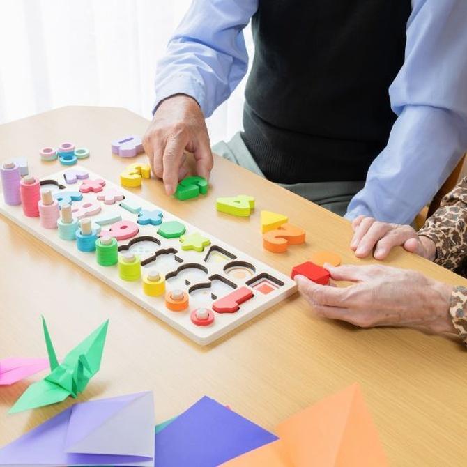 La importancia de la terapia ocupacional en la tercera edad