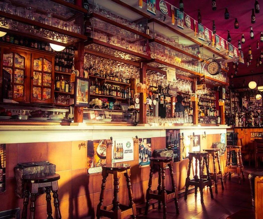 Cómo iluminar tu bar