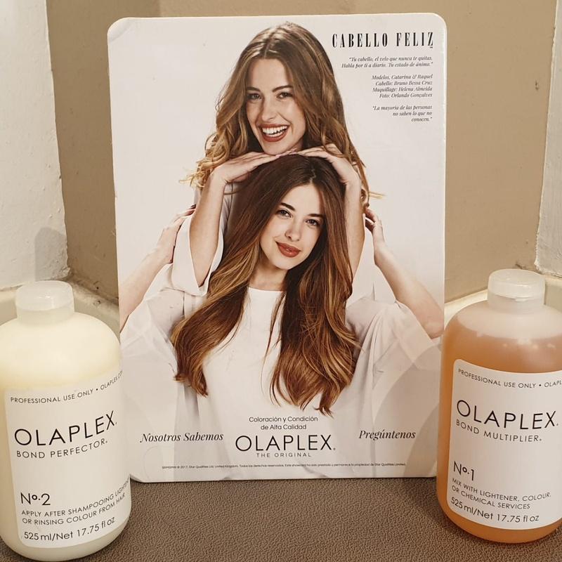 Olaplex: Servicios de New Look Zaragoza