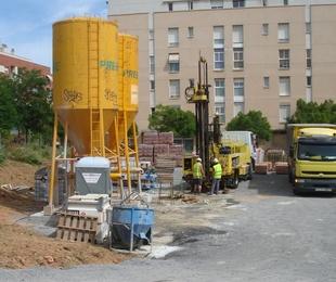 Estudios Geotécnicos Edificación
