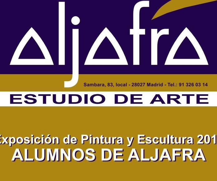 EXPOSICION DE DIBUJO, PINTURA Y ESCULTURA 2017