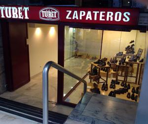 zapatería para caballeros en el barrio de Salamanca