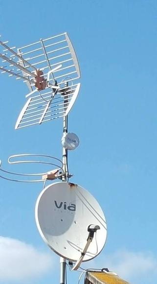 Mantenimiento de antenas en Llinars del Vallès   Electrónica Illa
