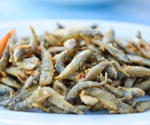 Frituras de pescado (según mercado) | Fried Fish | Fritierter Fisch