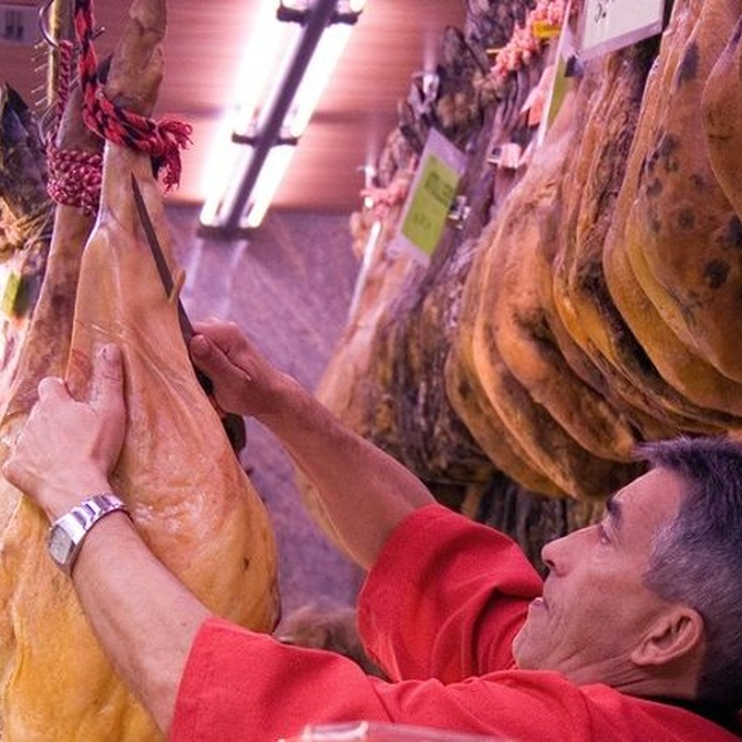 ¿Cómo conservar correctamente una pieza de jamón serrano?