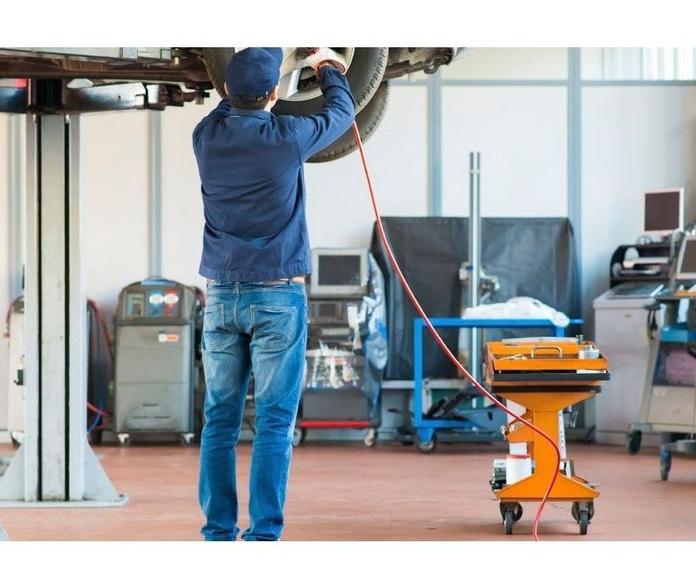 Neumáticos: Servicios de Servicio Integral del Automóvil