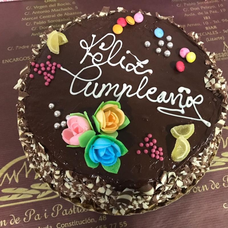 Pastelería: Servicios de Panadería Mariola