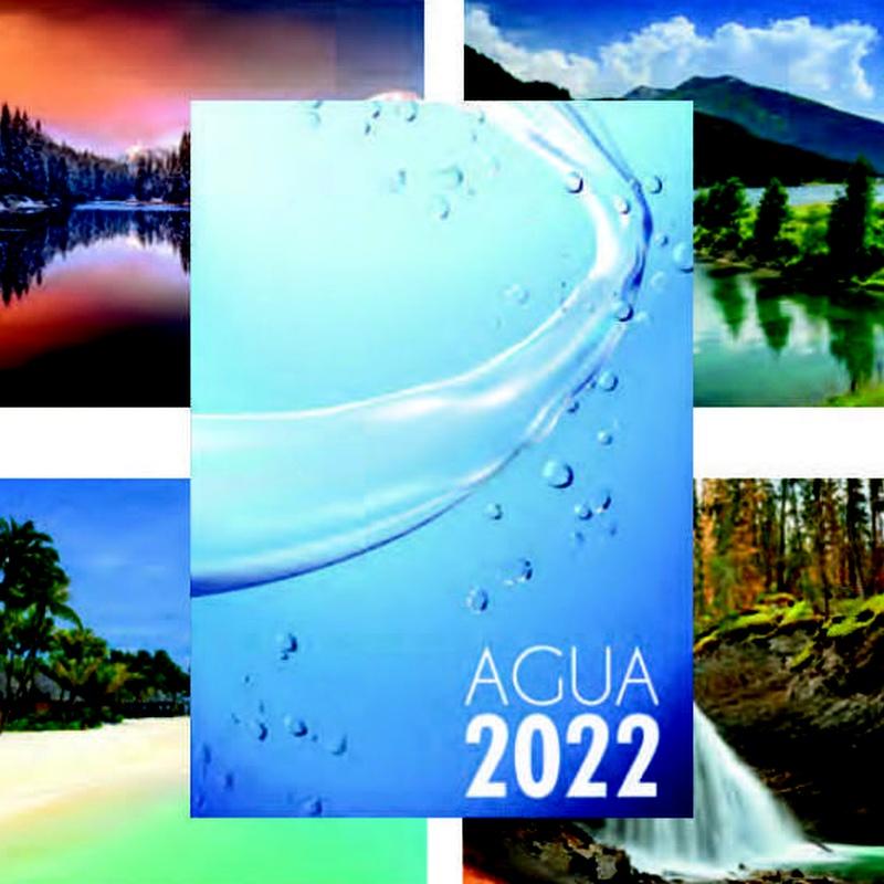 Ref. 228 - Agua: Nuestros Productos de Gráficas Kalendex