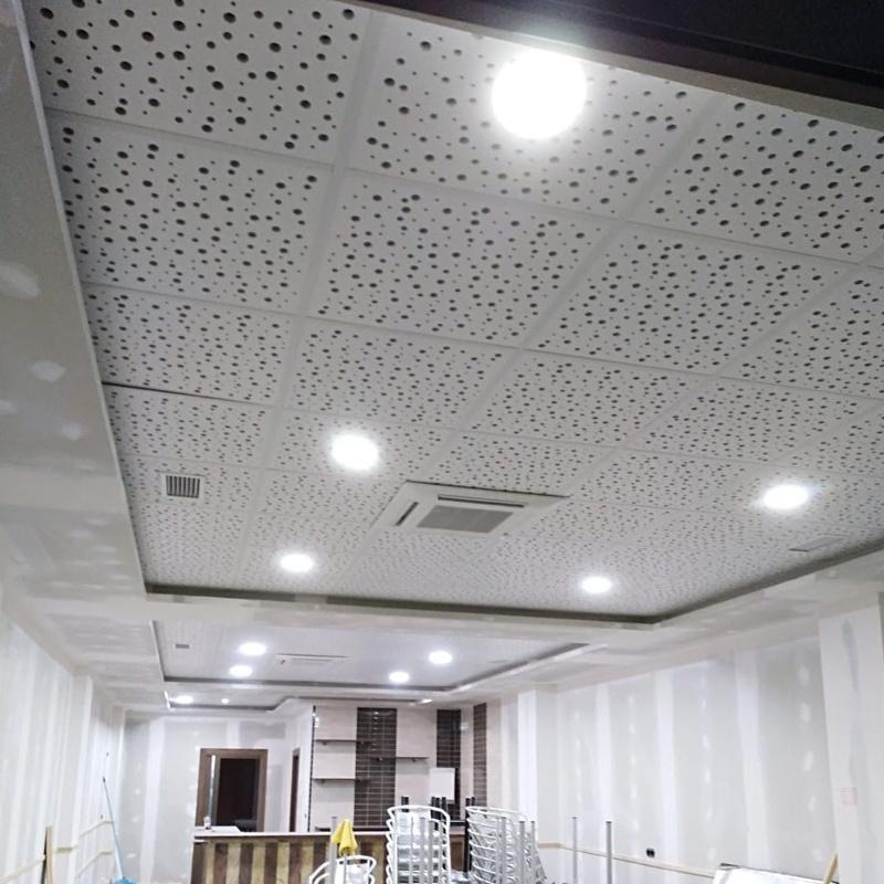 FALSOS TECHOS DE PLADUR Y DECORATIVOS: Productos y servicios  de Acoustic Drywall