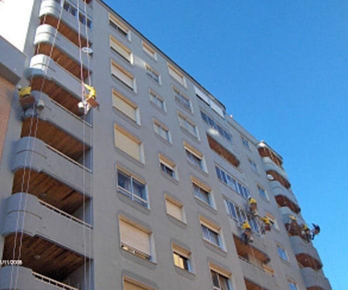 Impermeabilización de fachadas Zamora
