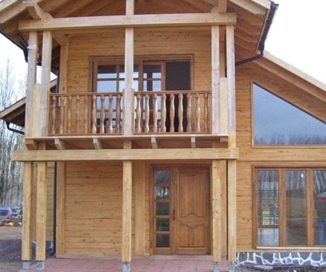 Razones para comprar una casa de madera