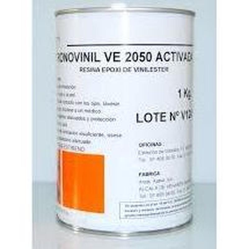 Cronovinil VE 2050 de PLASTIFORM en almacén de pinturas en ciudad lineal.