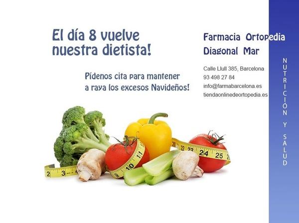 Dietista nutricionista Barcelona