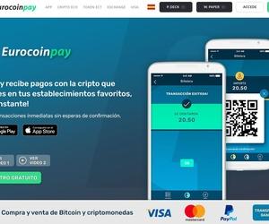 Eurocoinpay, la solucion global para los usuarios de criptomonedas!!!