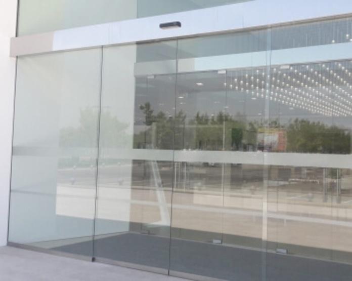 Instalación puertas automáticas cristal madrid