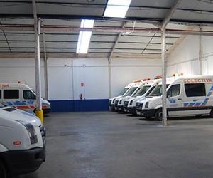 Ambulancias para eventos sociales en Huelva