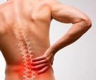 Tratamiento del dolor y afectaciones de espalda