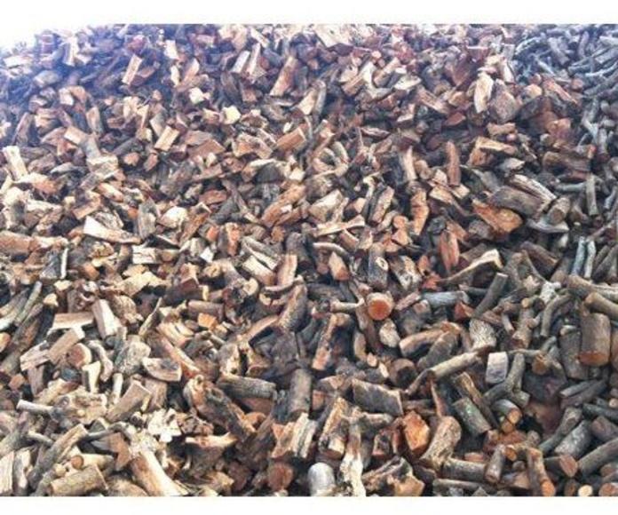 Leña para chimenea: Productos de Leñas Julio
