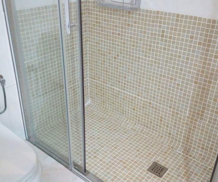 Mamparas de baño: Productos y Servicios de Expomat Alcover S.L.