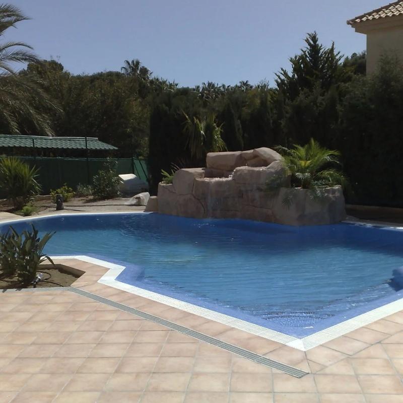 Control y análisis del agua para piscinas: Servicios  de Piscinas Padilla, S.L.