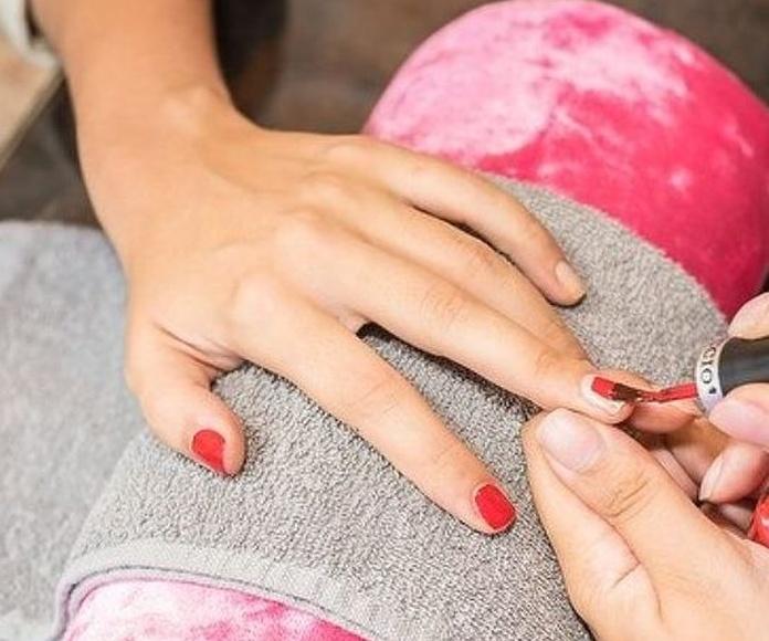 Belleza manos y pies: Servicios de Shock Beauty