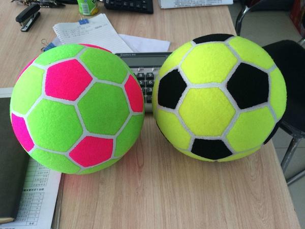 pelota con velcro