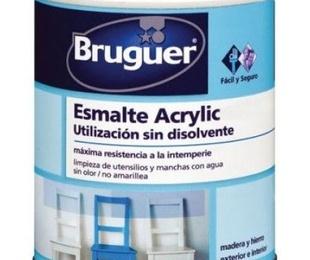 Esmaltes Acrílico de Bruguer