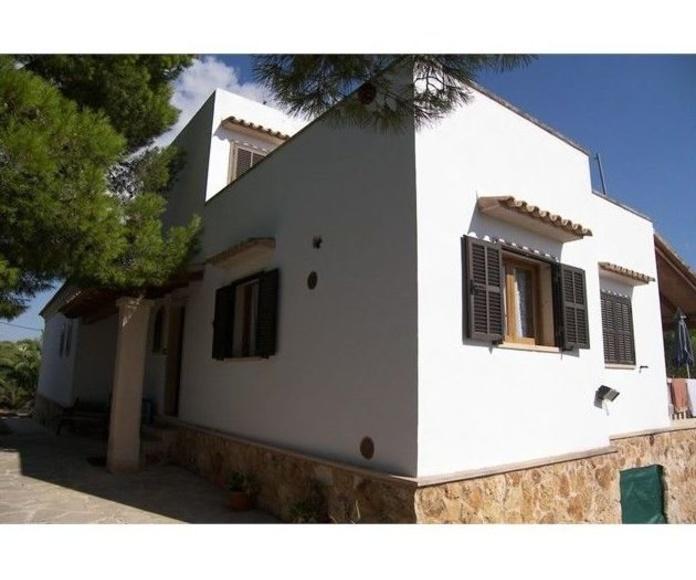 Chalet de 2 viviendas. Ref. CV1071: Inmuebles de Inmobiliaria Cala Santanyí