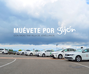 Taxi Gijón vehiculos