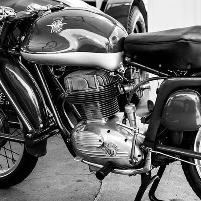 Tipos de sillines para moto