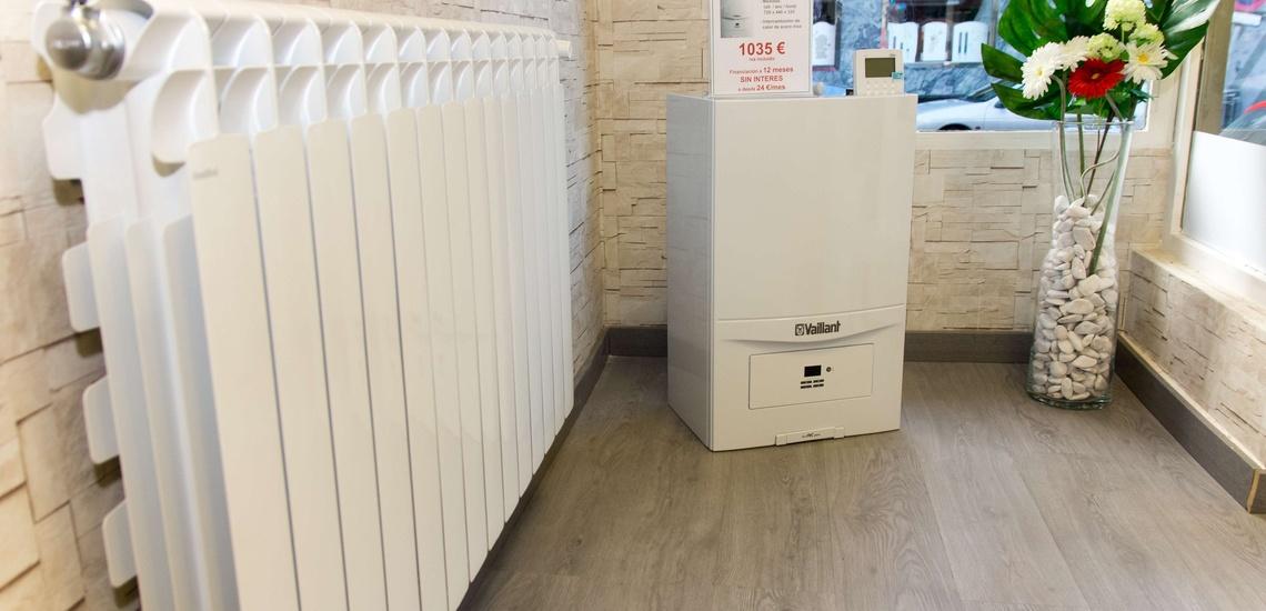 Instalación de calefacción en Leganés