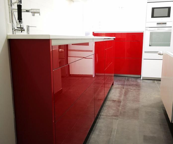 MUEBLES DE COCINA - PROYECTO REALIZADO EN FUENLABRADA: Catálogo de Diseño Cocinas MC