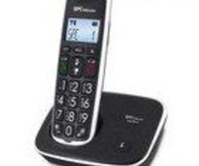 Teléfonos adaptados para personas mayores: Servicios gerontológicos de Unidad de Servicios Gerontológicos