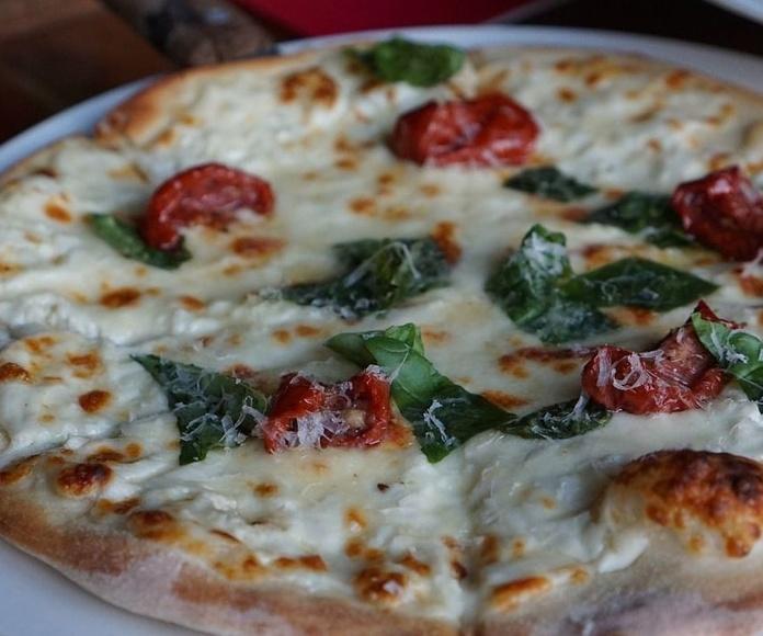 Siciliana: Carta de Pizzeria Fralisani