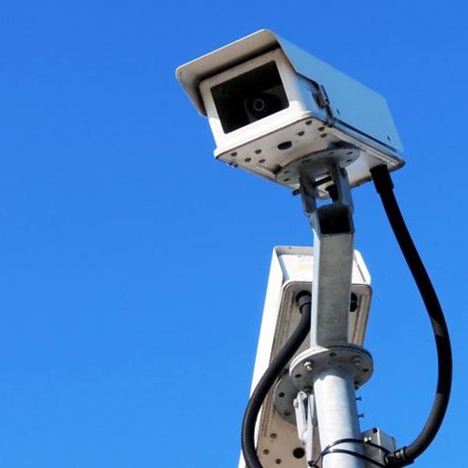 Puntos para colocar las cámaras de seguridad