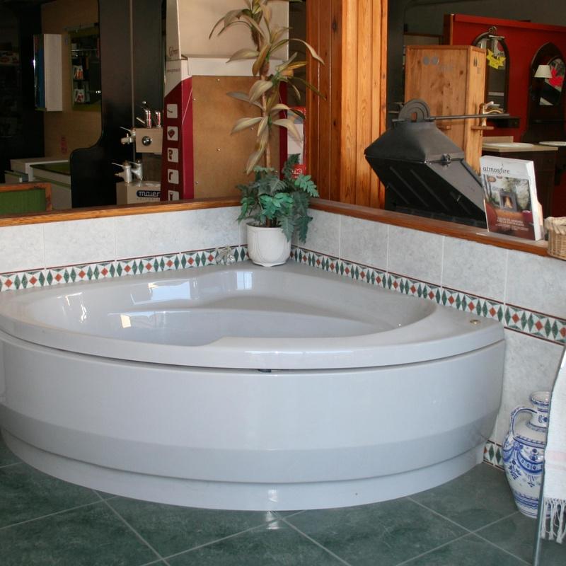 Bañera Hidromasaje Aire/Agua