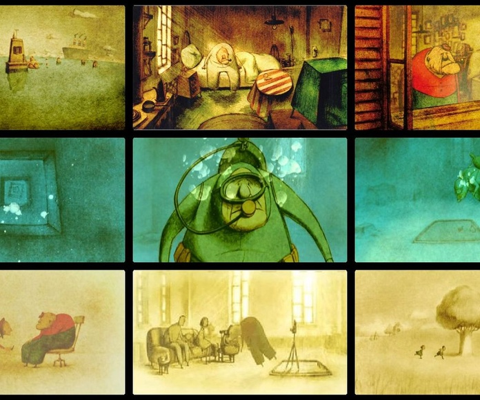 """""""La Maison en Petits Cubes"""": Un corto sobre la vida y los recuerdos que te dejará sin palabras"""