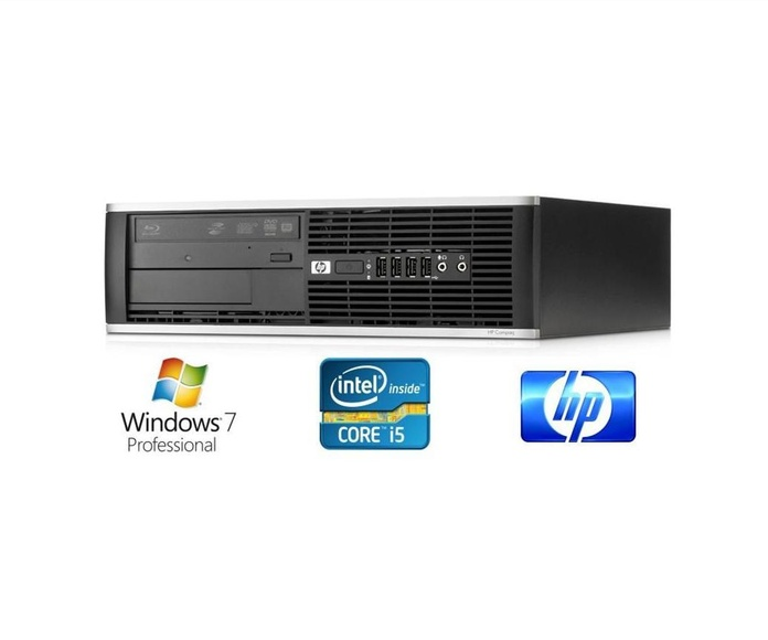 Hewlett Packard 6200 PRO i5: Ventas-Reparaciones-Alquiler de 123 Informática