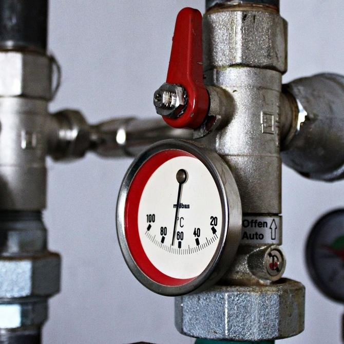 Mantenimiento de la caldera de gasóleo