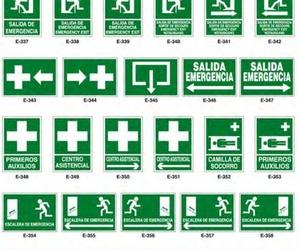 señalizacion emergencia murcia
