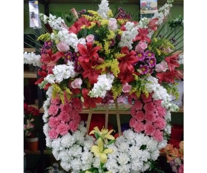 Coronas: Nuestras flores de Flores Tere